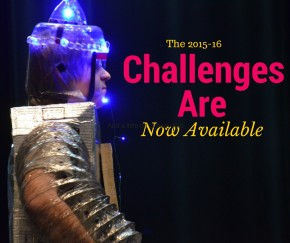 challenges are ready