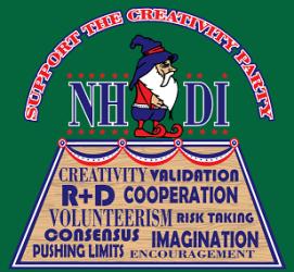NH-DI Team T-Shirt Design