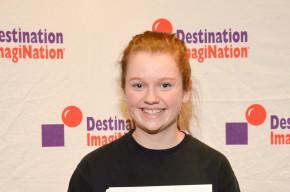 NH-DI Scholarship Winner Alison Garth.