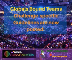 20160428 Globals Bound TeamsChallenge-specificGuidelines are nowposted!