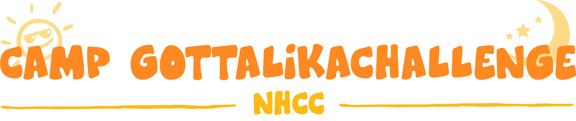 Camp Gottalikachallenge header